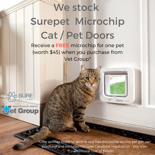 Surepet Microchip Cat / Pet Doors – * Free Microchipping When You Purchase From Us!