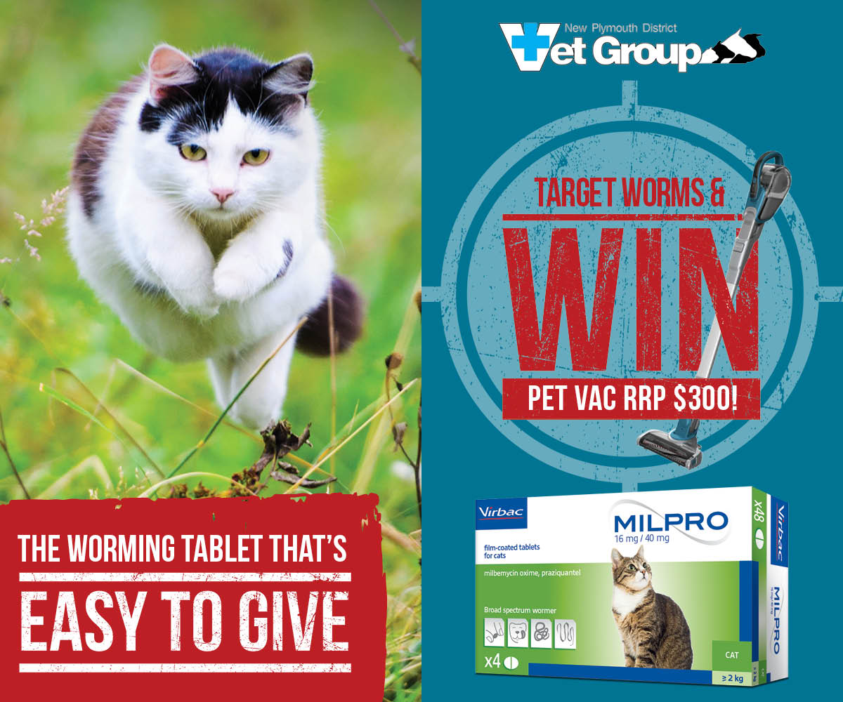 WORM & WIN With MILPRO®