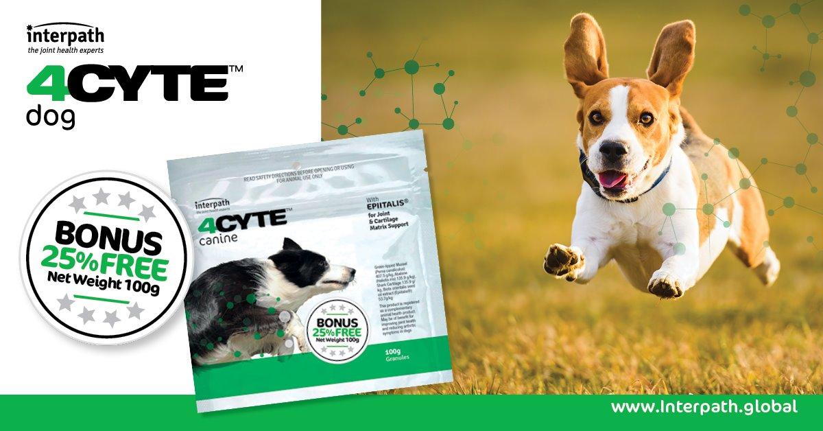 BONUS – 4CYTE – Receive An Extra 25% FREE!